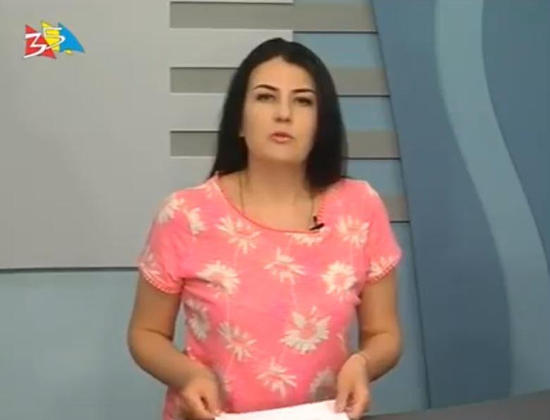 «Грязный и вонючий министр Омелян …»: Ошибка украинской телеведущей взорвала Сеть (ВИДЕО)