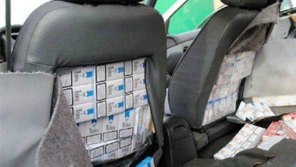 «Вез 231 пачку»: На границе с Венгрией поймали контрабандиста