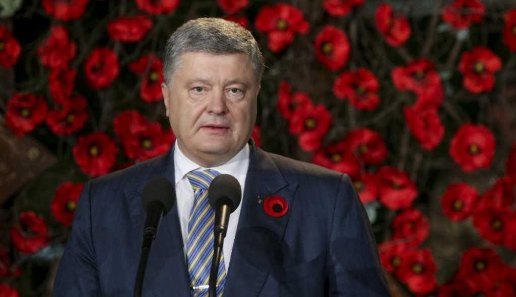 «И это не пустая риторика, а реальное бряцание оружием»: Порошенко сделал громкое заявление