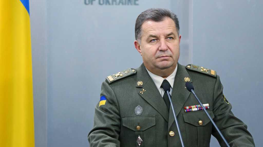 «Развернула на границе с Украиной мощную группировку»: Министр обороны Украины сделал неожиданное заявление о российской агрессии