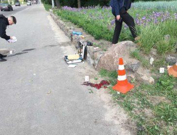 Стрельба в Киеве возле метро «Гидропарк»: Раненые срочно госпитализированы
