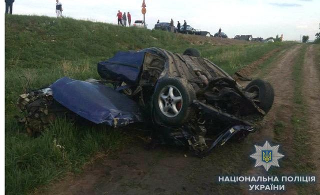 От машины осталась груда металла: На Ровенщине произошло смертельное ДТП