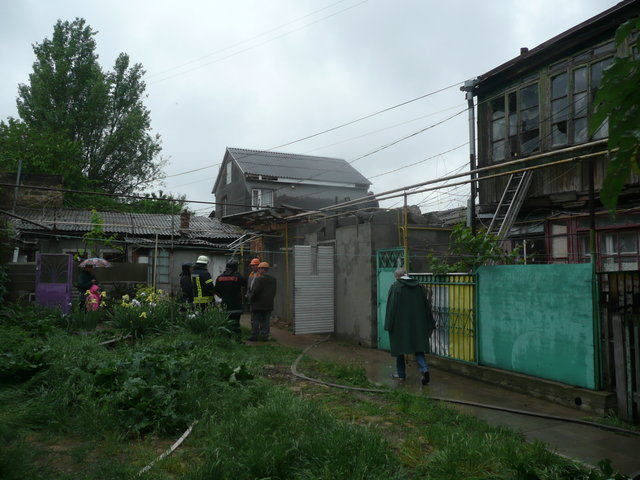 «Мужчина получил ожоги 95% тела»: В Одессе прогремел взрыв