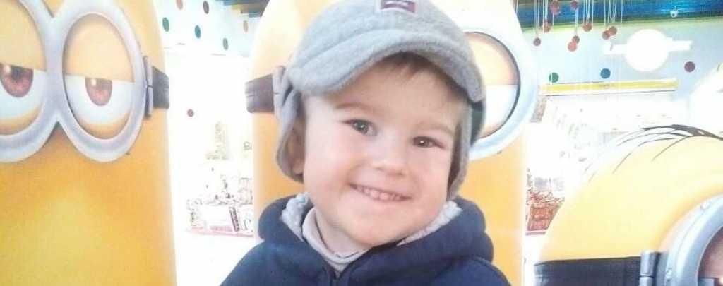 В первый день жизни ему поставили страшный диагноз: 4-летний Марк нуждается в вашей помощи