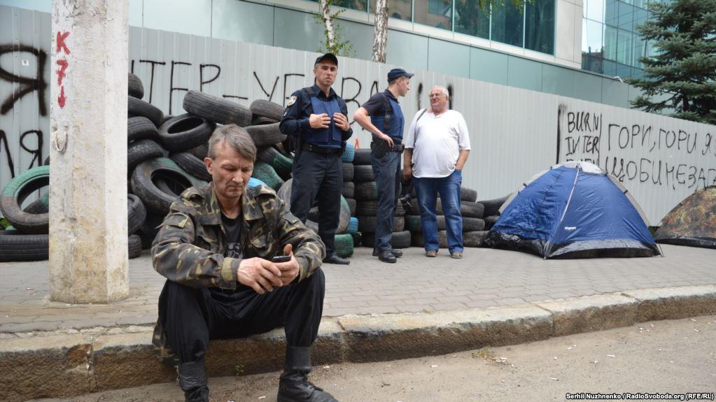 «Это полная импотенция государства»: У Авакова прокомментировали ситуацию с «Интером»