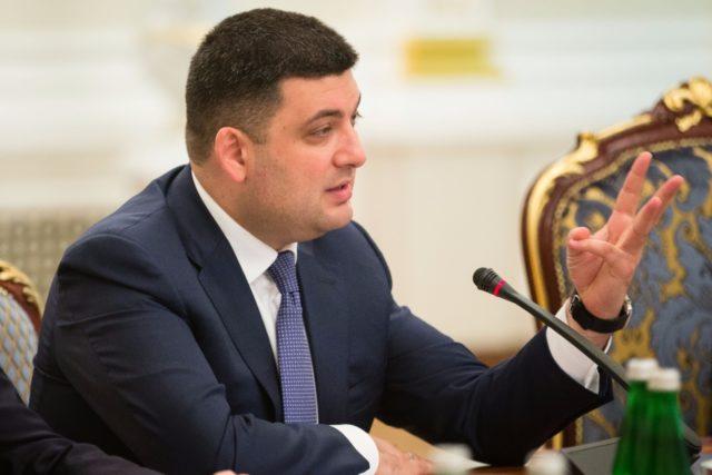 Громкий скандал в Кабмине: Гройсман в жесткой манере осадил одного из министров