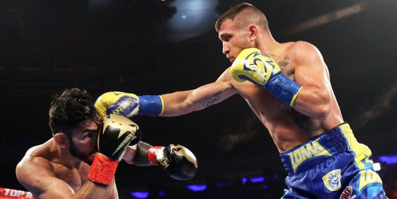 «Нокаутировал в 10 раунде»: Ломаченко стал чемпионом мира