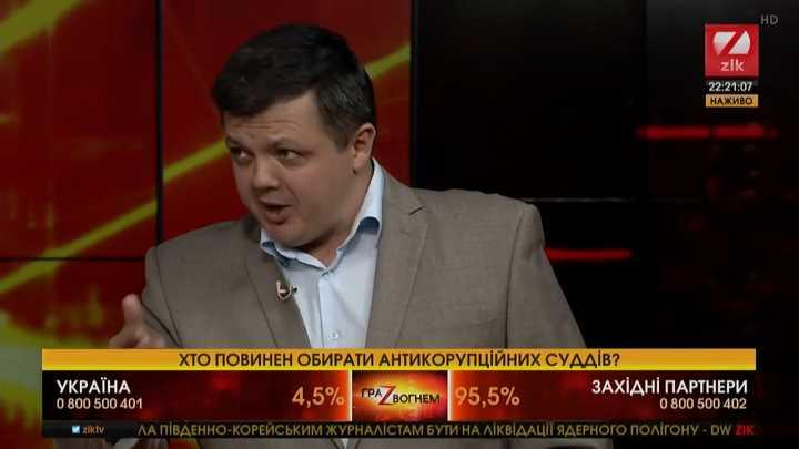 «Путин дал возможность властвовать здесь, сдав Крым …»: Семенченко сделал скандальное заявление о Порошенко и Турчинове