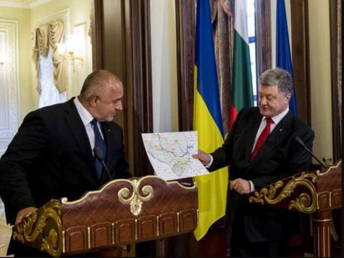 «Уже стоят две подписи»: О чем договорился Порошенко с премьером Болгарии
