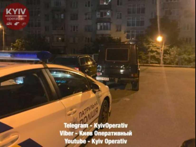 «Подрезал» авто и открыто угрожал: Пьяного одиозного депутата на Mercedes задержала полиция