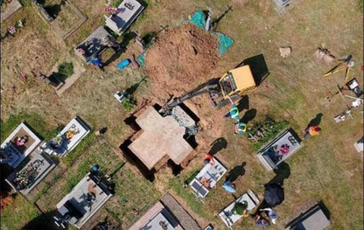 Польша раскопала могилу воинов УПА: Громкий скандал получил новое продолжение