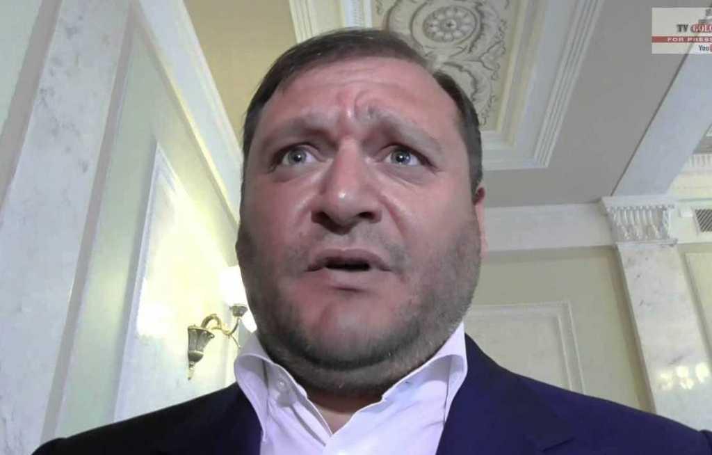 «Я буду подавать документы на регистрацию кандидатом в президенты Украины»: Михаил Добкин сделал громкое заявление