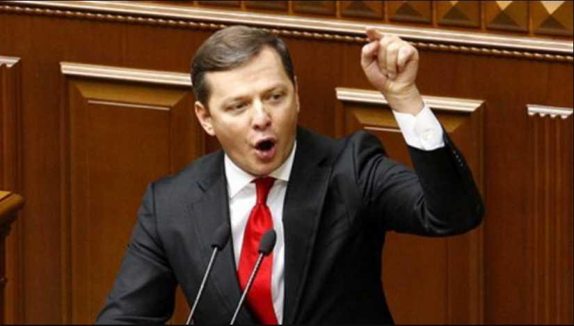 «Пытаясь обвинить Ляшко, ети доказал его непричастность к коррупционным схемам» Эксперт сделал заявление относительно обвинений Онищенко