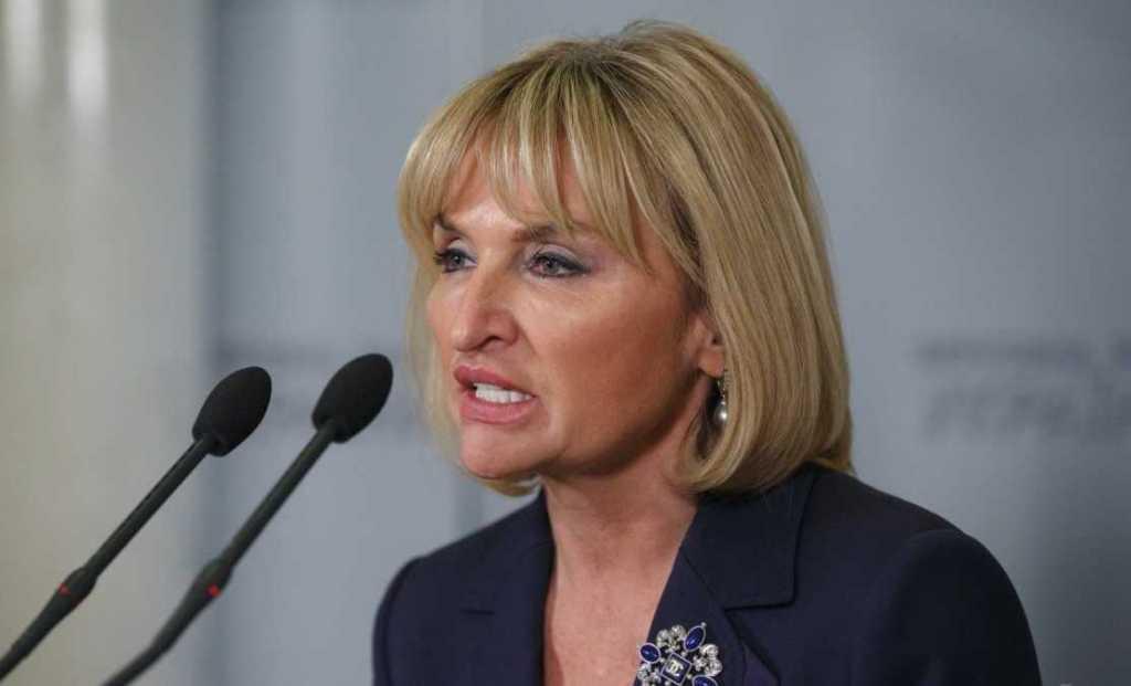 «Не могу всего в слух говорить, но …» Ирина Луценко сделала громкое заявление о судьбе Донбасса