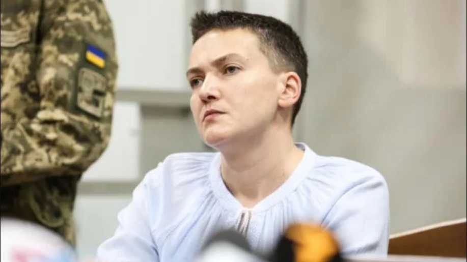 «Она пьет воду, были определенные медицинские вмешательства»: Адвокат сделал эмоциональное заявление в отношении здоровья Савченко