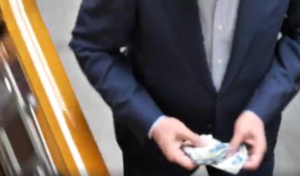 «Сажать их до 5 лет!»: Украинцев возмутило поведение скандального нардепа (видео)