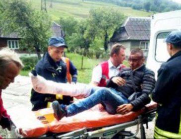 «Выпрыгнул из поезда на ходу, чтобы…»: Травмированного парня едва спасли