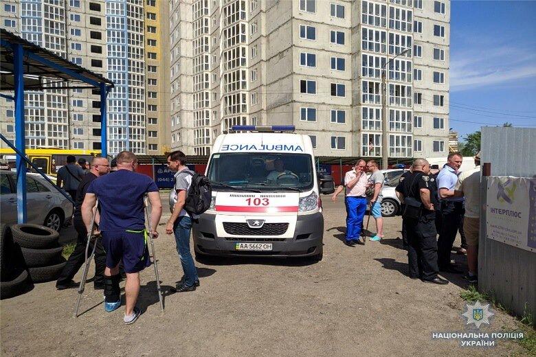 «Разыскивается автомобиль, в котором находятся 4-5 человек кавказской внешности»: В Киеве подстрелили СБУ-шника
