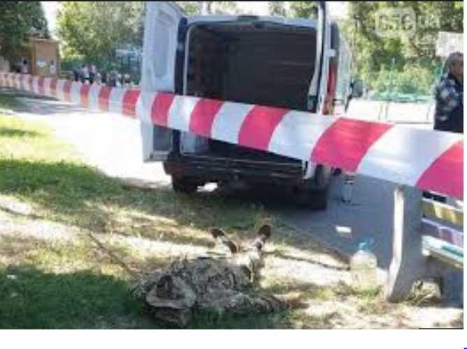 «Он попросил не рвать цветы и …»: Сторожа парка зверски убили средь бела дня