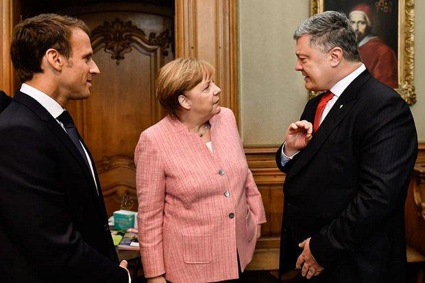 Путин отсутствует на встрече: В Порошенко рассказали первые подробности встречи в норманнской формате (ФОТО)