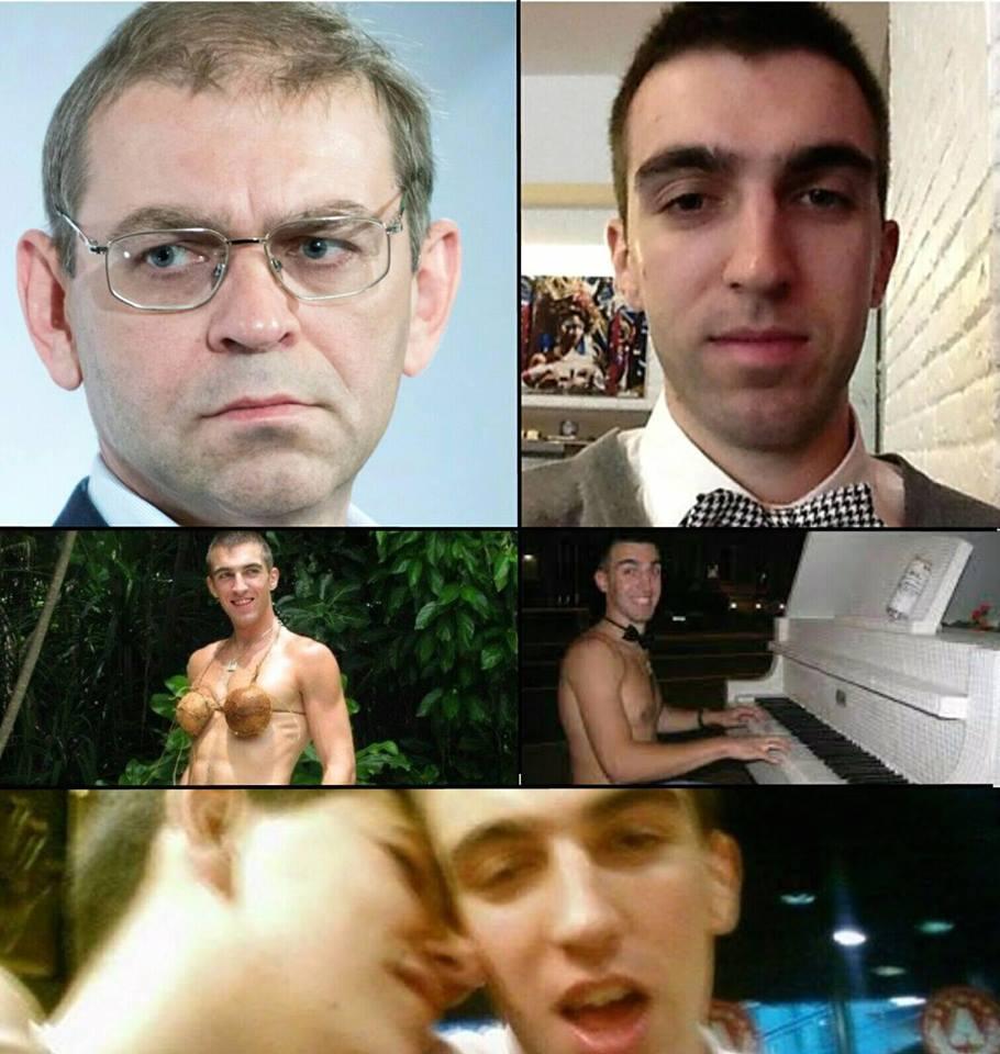 Компрометирующие фото и миллионное состояние: Стало известно, как живет сын Пашинского