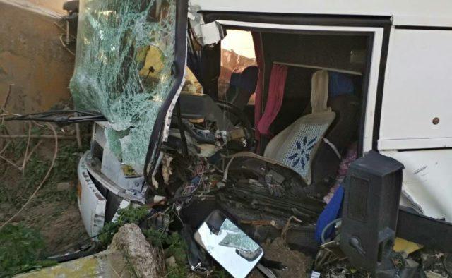 Автобус с украинскими туристами попал в жуткое ДТП: Многие пострадавших