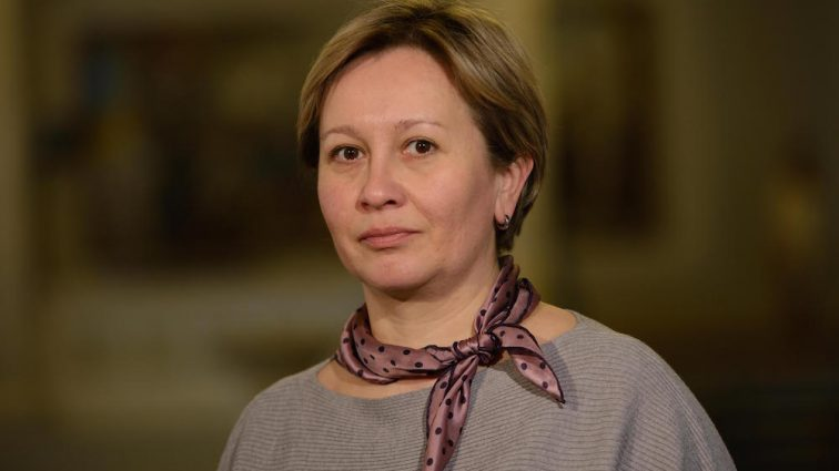 Заоблачные состояния нардепки от партии «Самопомощь»: На сколько обогатилась Ирина Подоляк за 2017