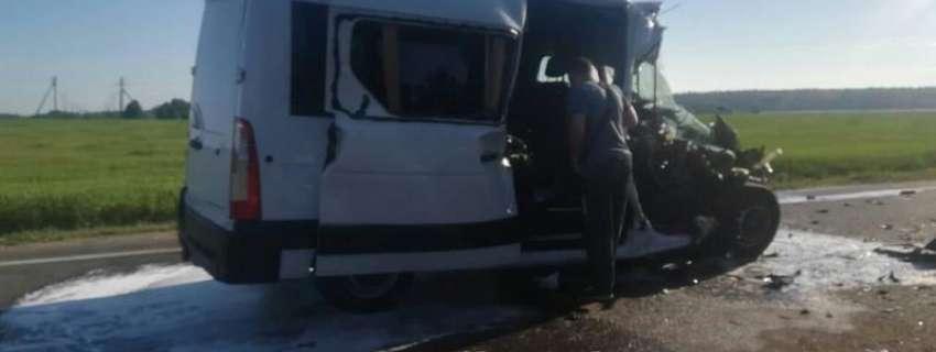 Смертельное ДТП с украинскими детьми в Беларуси: Мальчик погиб на месте, шестеро травмированы