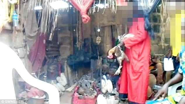 «Пилы кровь и ели сердца цыплят, которых убивали голыми руками»: Женщина заставляла девушек проходить ужасный ритуал, а потом…