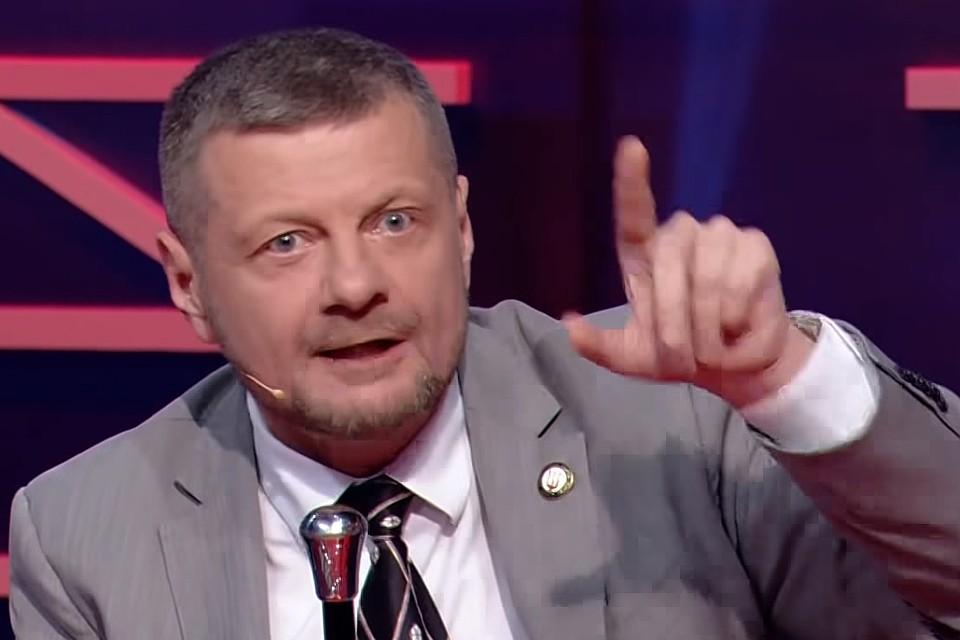 «Кто сдал Крым?»: Нардепы Мосийчук с Шуфричем набросились друг на друга во время прямого эфира