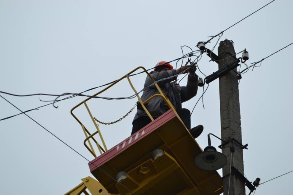 На Львовщине без электроэнергии остались сразу 62 населенных пункта