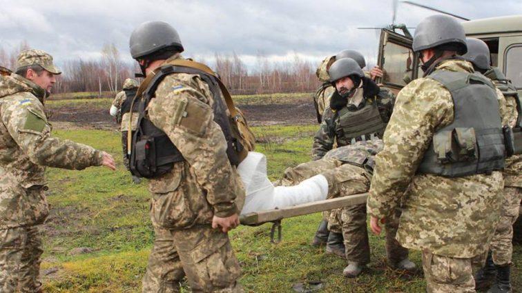 «Сегодня ушел на небо …»: На глазах у родителей умер 20-летний солдат