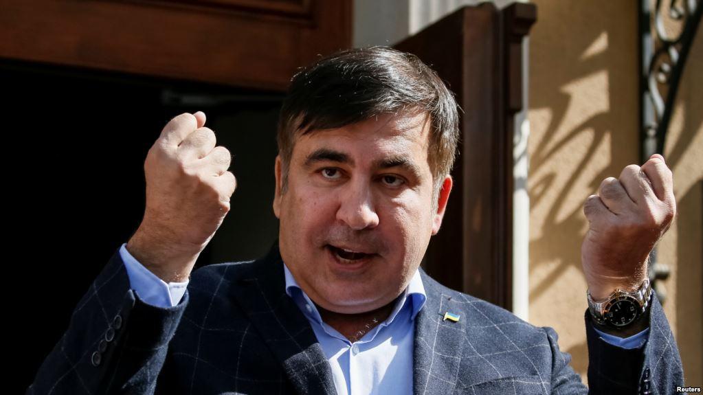 «Похитили, избили и выбросили из страны»: Саакашвили обвинил Порошенко в издевательствах над своим соратником