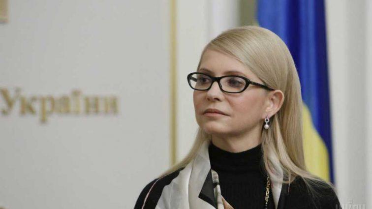 «Снова в объятия к «мышебратья»?», — советник Порошенко потролив изображенную на билборде Тимошенко