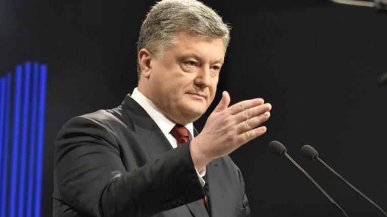 «Двери НАТО для Украины открыты …»: Порошенко обнадежил украинцев громким заявлением