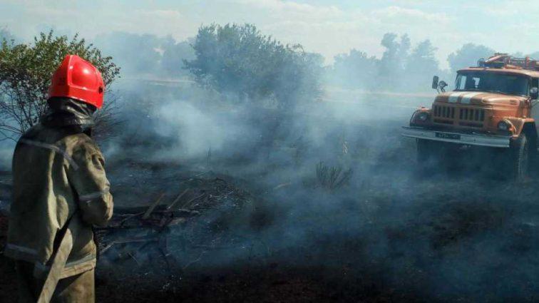 «Запрещается посещать лес и курить рядом с …»: На выходные в Украине объявлена чрезвычайная пожарная опасность