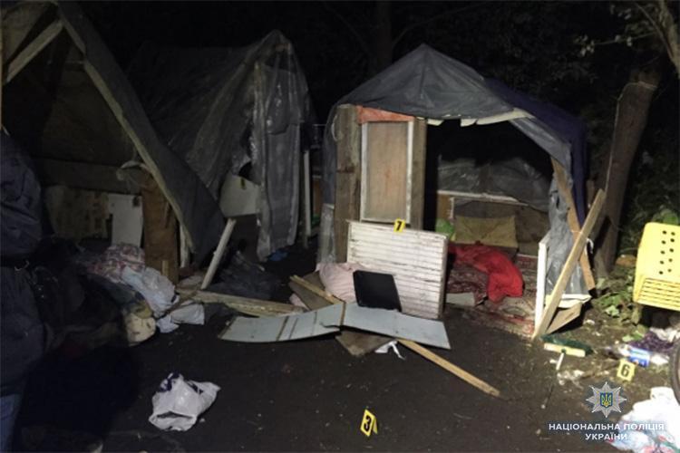 Кровавое нападение на лагерь ромов во Львове: Арестовано уже 8 подозреваемых