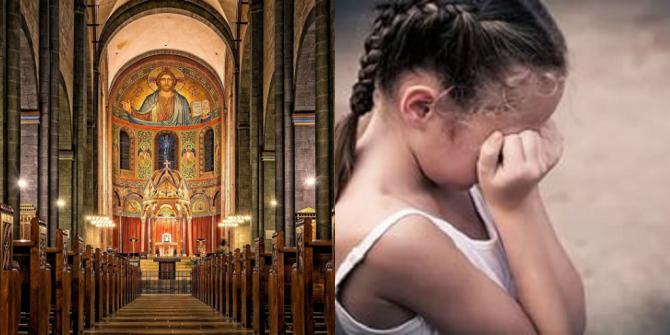 «Пока мама молилась»: Двое мужчин изнасиловали 9-летнюю девочку прямо в церкви