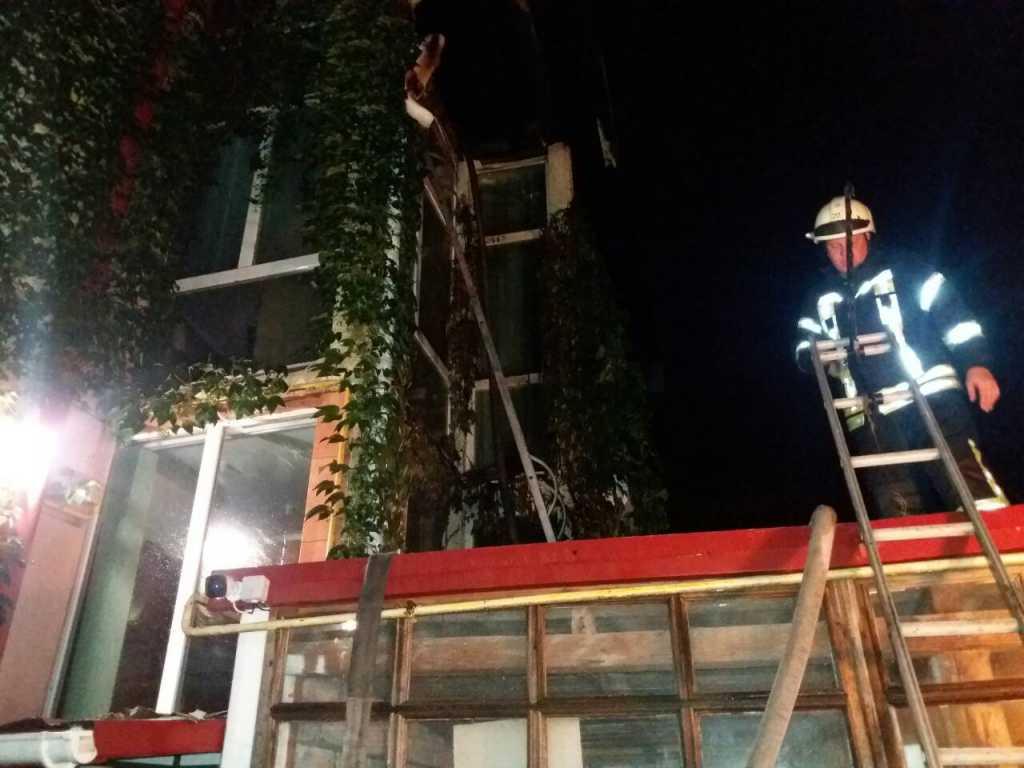 Покушение на жизнь народного депутата и его семьи»: В БПП рассказали подробности о поджоге дома Александра Спиваковского