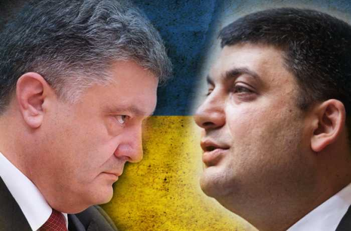 «Порошенко хочет устранить Гройсмана»: Известный журналист сделал скандальное заявление.