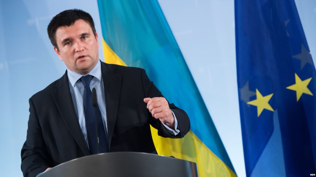 «На оккупированном Донбассе нет Украины»: Министр иностранных дел сделал скандальное заявление