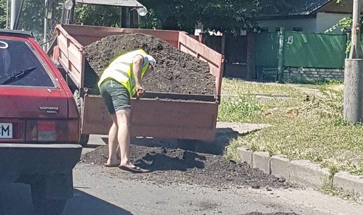 «Турецкие» технологии: Депутат поиздевался над тем, как в Украине ремонтируют дороги