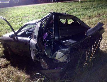 Автомобиль смяло, как консервную банку: На Львовщине произошло жуткое ДТП