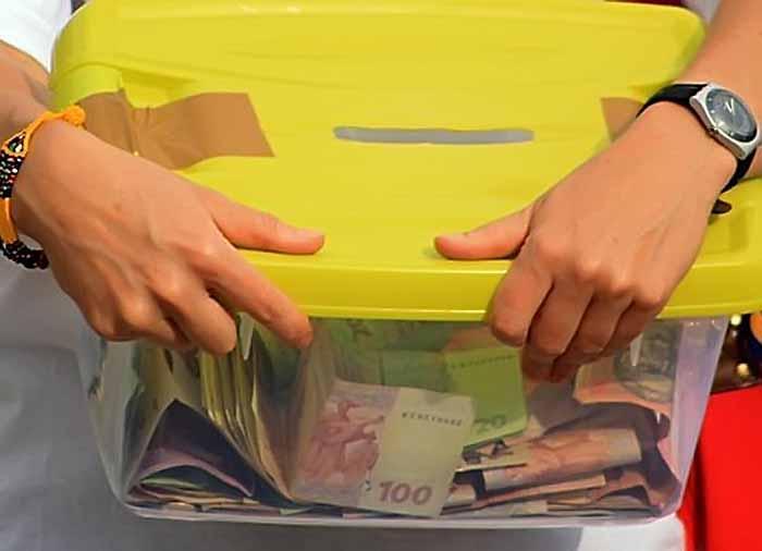 Помочь нуждающимся и не попасться на мошенников отныне будет проще: Активисты создали специальную систему