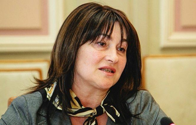 «Скандал в Нацсовете» Ольга Герасимьюк написала заявление на увольнение