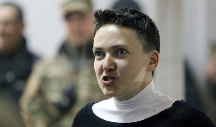 «Порошенко — полное гнилое, жадное чм*, а Тимошенко….»: Заявление Савченко потрясло всю Украину