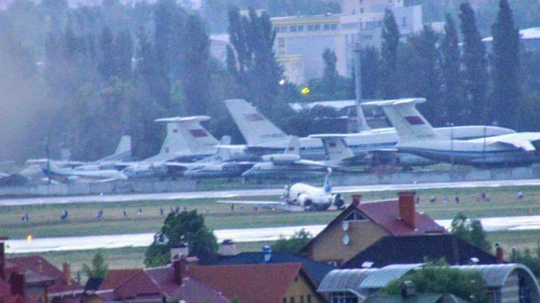 Авария самолета в «Жулянах»: Рассказали, что на самом деле происходило с рейсом Анталия-Киев