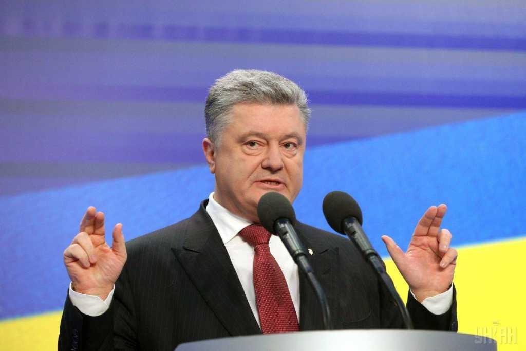 «Россия напала на Украине именно потому, что …»: Порошенко сделал эмоциональное заявление