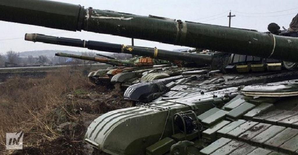 «Россия стягивает технику к фронту»: В штабе ООС заявили о серьезной угрозе