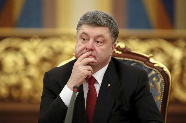 Свидание с 600 тысяч: У Порошенко скрывают информацию о встрече с Трампом